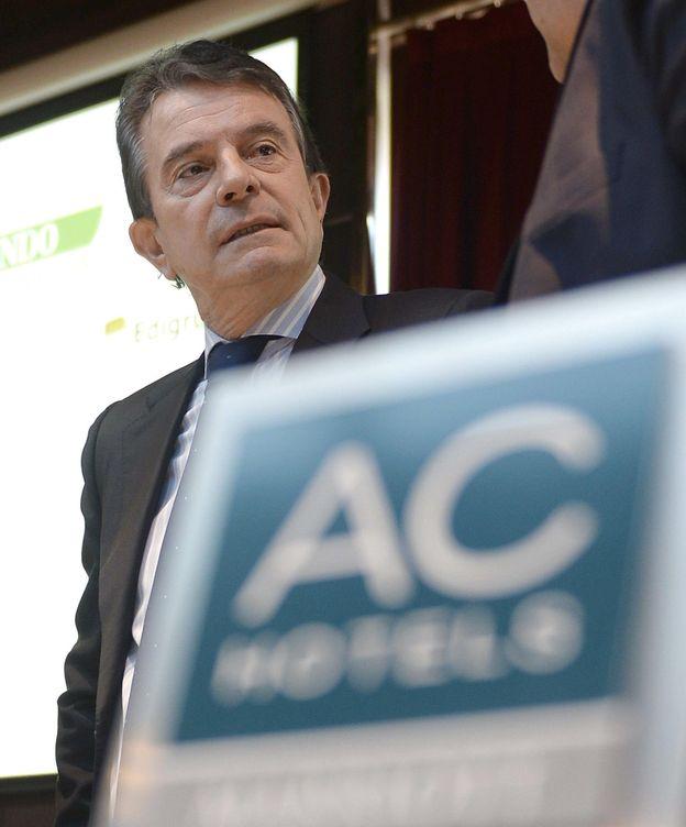 Foto: El presidente de AC-Marriot Hoteles, Antonio Catalán. (EFE)