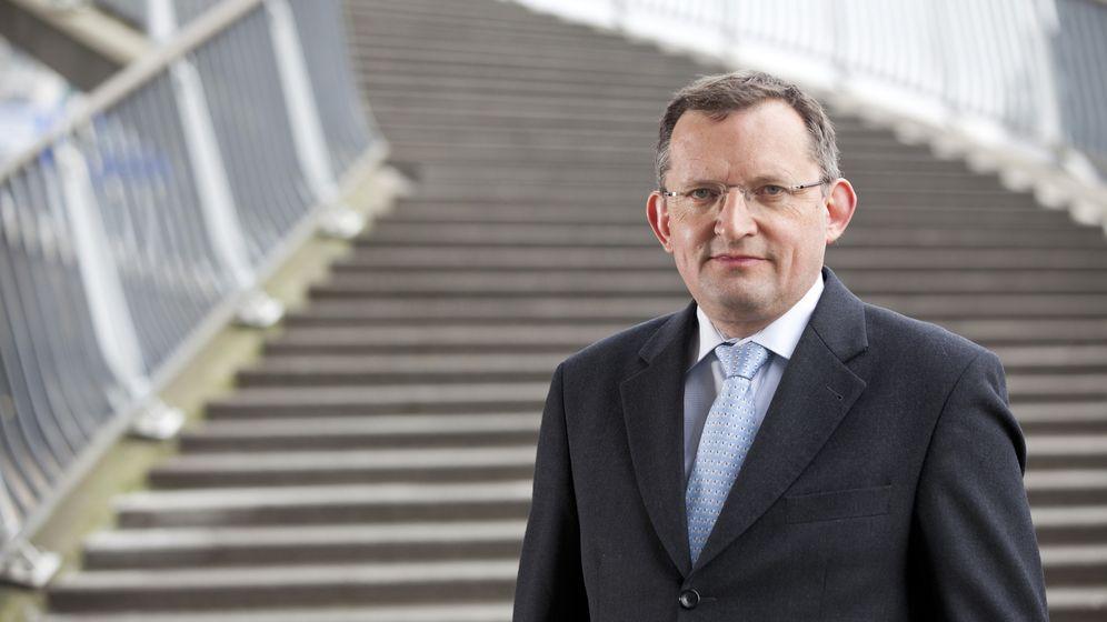 Foto: Leon Cornelissen, economista jefe de Robecco