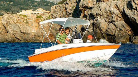 Los turistas no paran de hundir barcas en Menorca: Alquilan y no tienen ni idea