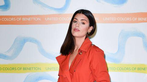Esta es la gabardina de Benetton que Dulceida usa como vestido