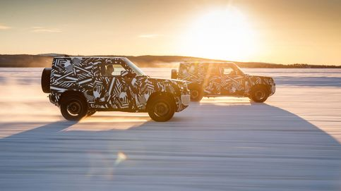 Los misterios del Land Rover Defender, el todoterreno que lleva 2 años de pruebas