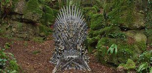 Post de Juego de Tronos esconde seis tronos de hierro a tamaño real por todo el mundo