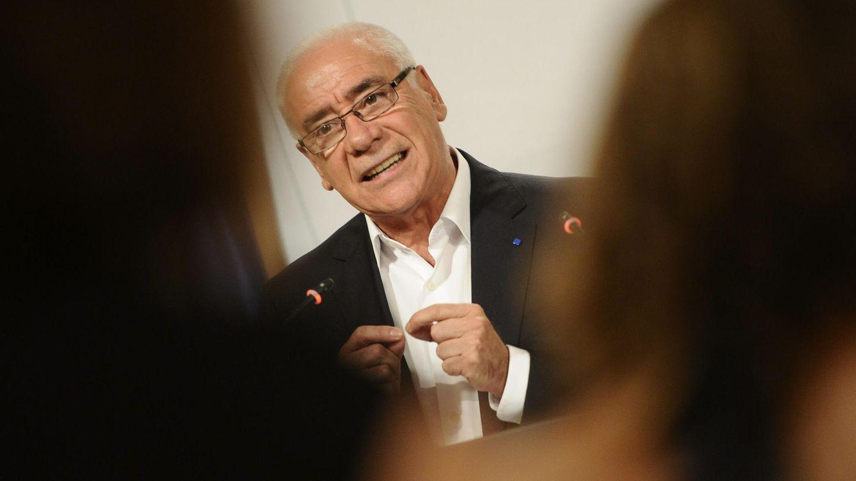 El consejero de Educación, Luciano Alonso. (Efe)