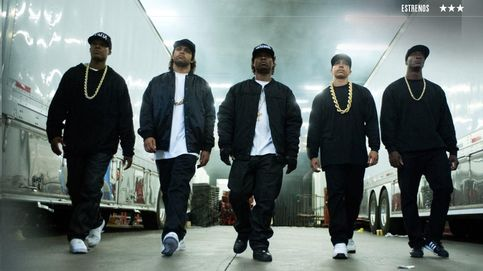 El merecido, aunque simplista, biopic de la realeza del hip hop: N.W.A.