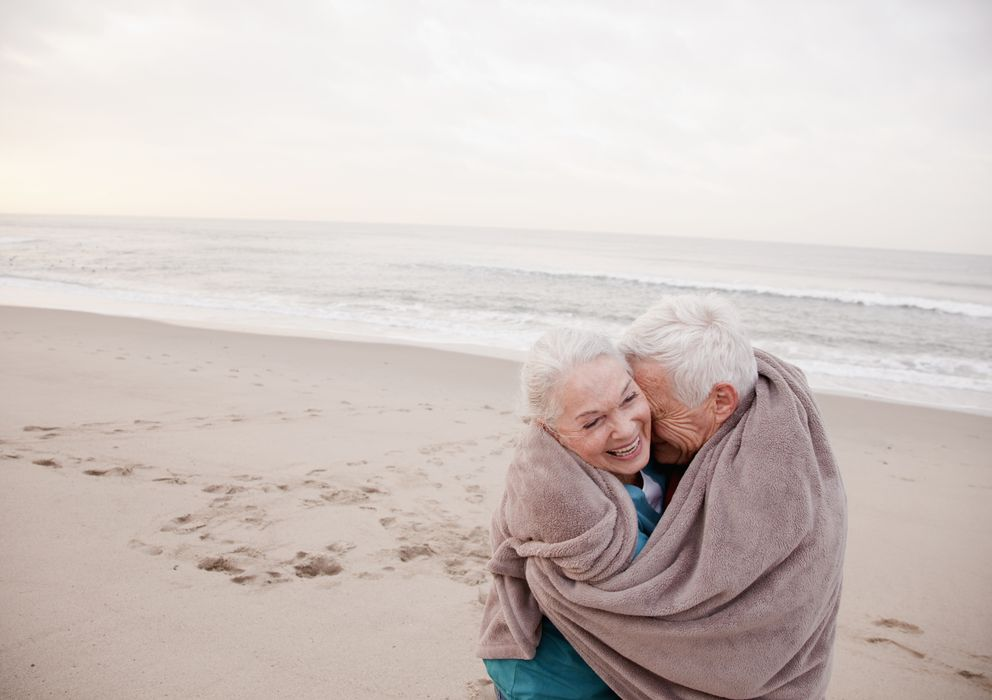 Foto: ¿Puede el amor permanecer en el tiempo? (Ronnie Kaufman/Corbis)