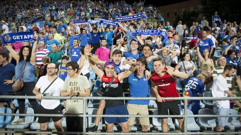 Getafe CF - Real Sociedad: horario y dónde ver en TV y 'online' La Liga