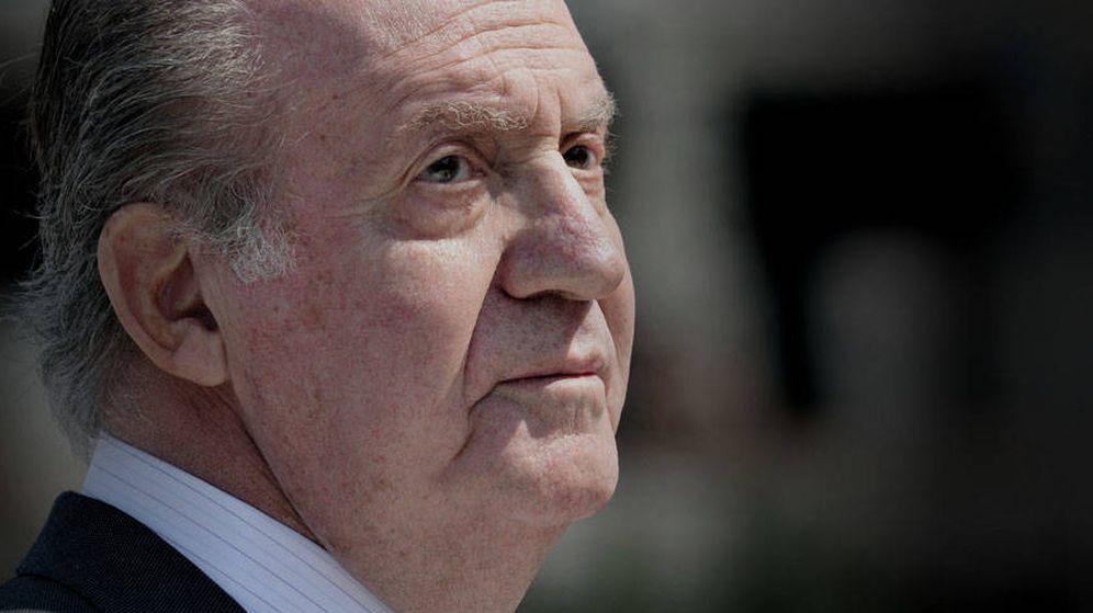 Foto:  El rey emérito, Juan Carlos de Borbón. (Gtres)