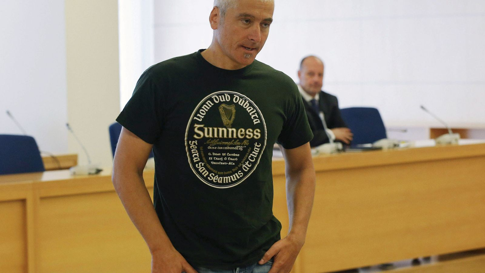 """El exdirigente de ETA Javier García Gaztelu, """"Txapote'. (EFE)"""