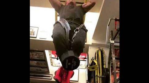 Así es el brutal entrenamiento de Stallone a sus 72 años