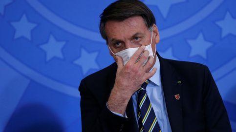Brasil supera las 57.000 muertes y la capital tiene ya el 90% de las camas UCI ocupadas