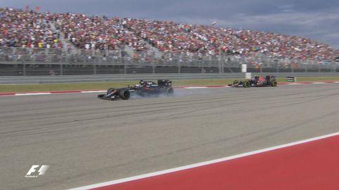 Así vivimos en directo el Gran Premio de Estados Unidos de Fórmula 1