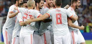 Post de Mundial de Rusia: y el fútbol volvió a unir a España... hasta cuartos de final