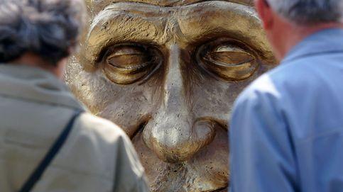 Día de San Schuman: 'yonquilatas' en traje y una verbena europea