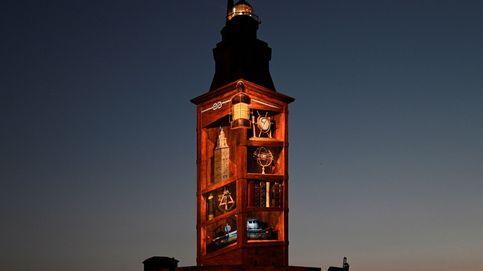 La Torre de Hércules celebra su X aniversario como Patrimonio de la Humanidad con un espectáculo audiovisual
