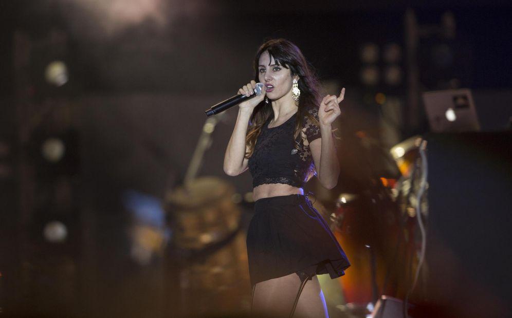 Foto: La Mala Rodríguez en un concierto (Gtres)