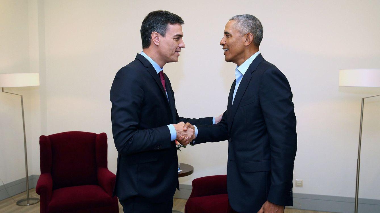 Sánchez se reúne este miércoles con Obama en la Cumbre Mundial del Turismo de Sevilla