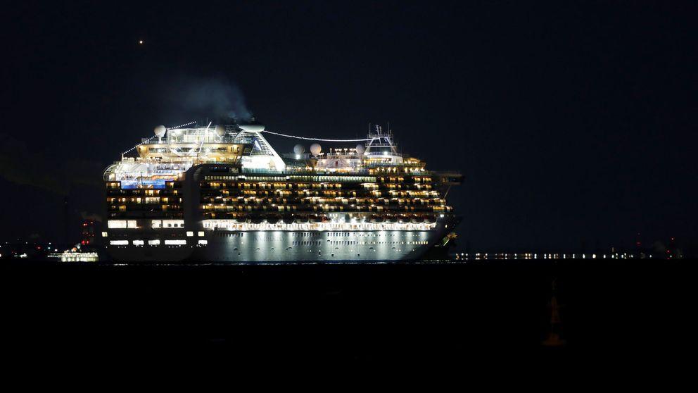 Japón confirma diez casos de coronavirus en un crucero con 3.700 pasajeros