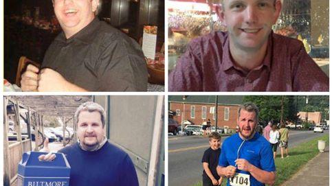 Cuatro hombres que han perdido 50 kilos cuentan cómo lo han hecho