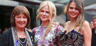Post de Lucia Hawley, ¿la Nicole Kidman del futuro? Así es la sobrina-clon de la actriz