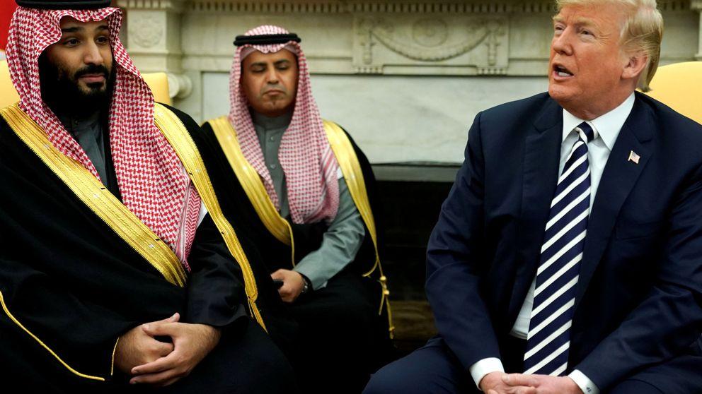 Tal vez lo sabía, tal vez no: Trump protege al heredero de Arabia Saudí frente a la CIA