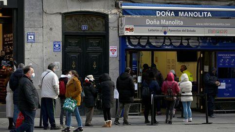 La suerte en la Lotería de Navidad: ¿por qué todo el mundo quiere un décimo de Doña Manolita?