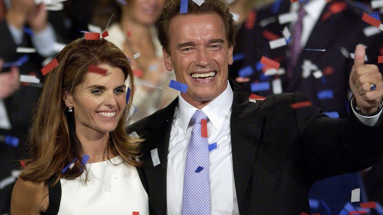 Arnold Schwarzenegger y su exmujer Maria Shriver (Gtres)