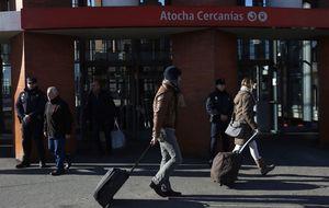 En libertad con cargos el joven que desató la alarma en Atocha