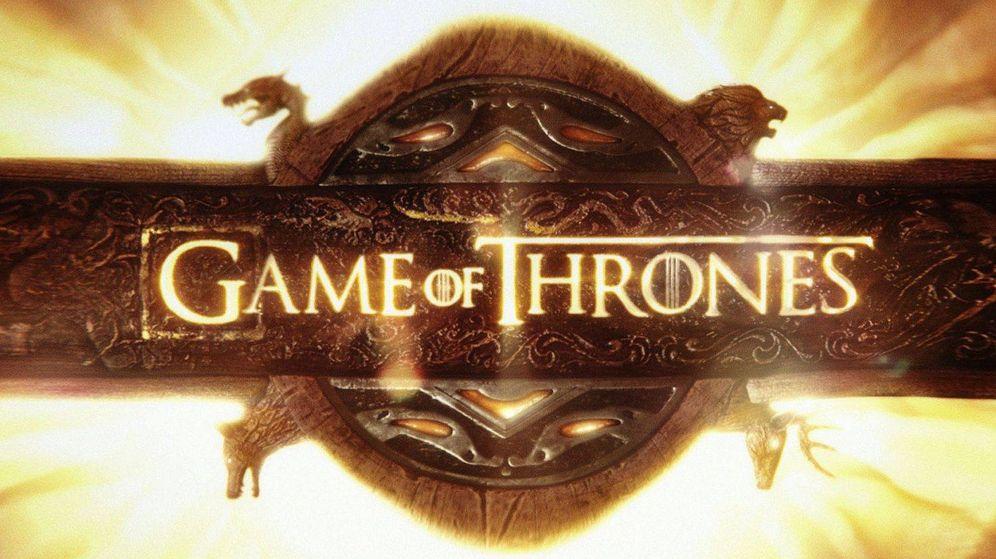 Foto: Logotipo de 'Juegos de Tronos'. (HBO)