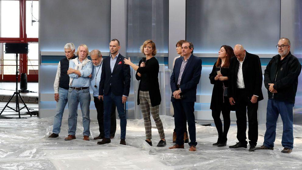 Los moderadores podrán hacer preguntas neutrales en el debate a cinco