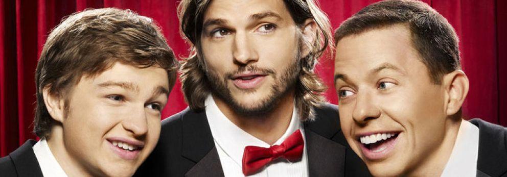 Ashton Kutcher toma el relevo de Charlie Sheen: ahora es el actor mejor pagado de la televisión según 'Forbes'