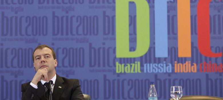 Foto: El presidente del Gobierno de Rusia, Dmitri Medvédev
