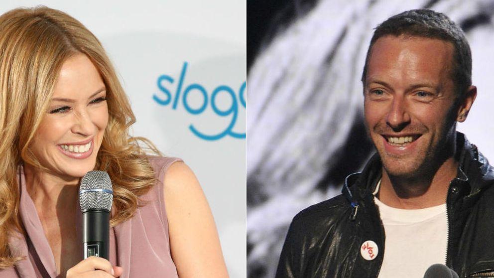 Chris Martin y Kylie Minogue, ¿nueva pareja a la vista?