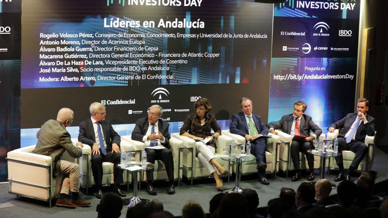 Andalucía Investor's Day: todas las claves para atraer más inversión a la comunidad