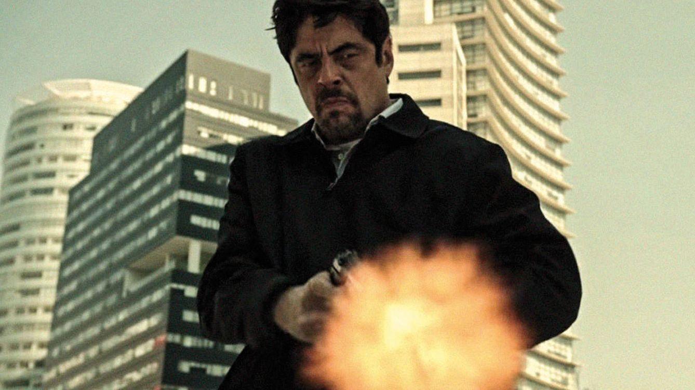Foto: Benicio del Toro en 'Sicario: El día del soldado', su última película.