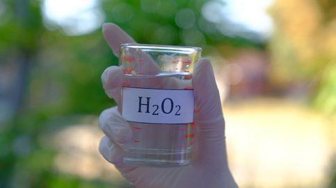 La ruleta rusa de beber agua oxigenada