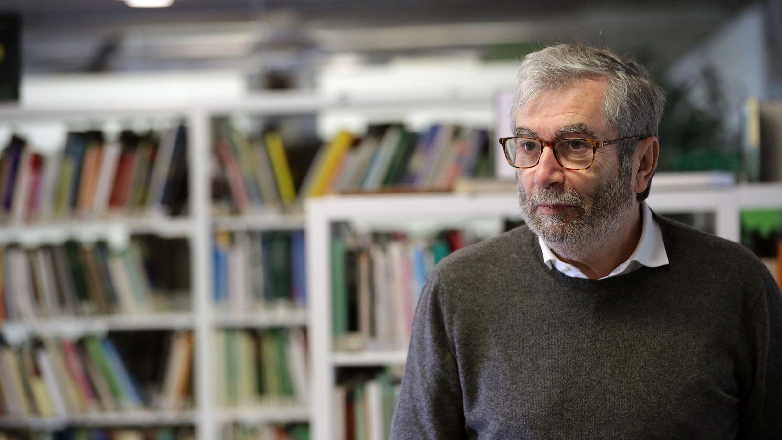 Foto: Antonio Muñoz Molina. (EFE)