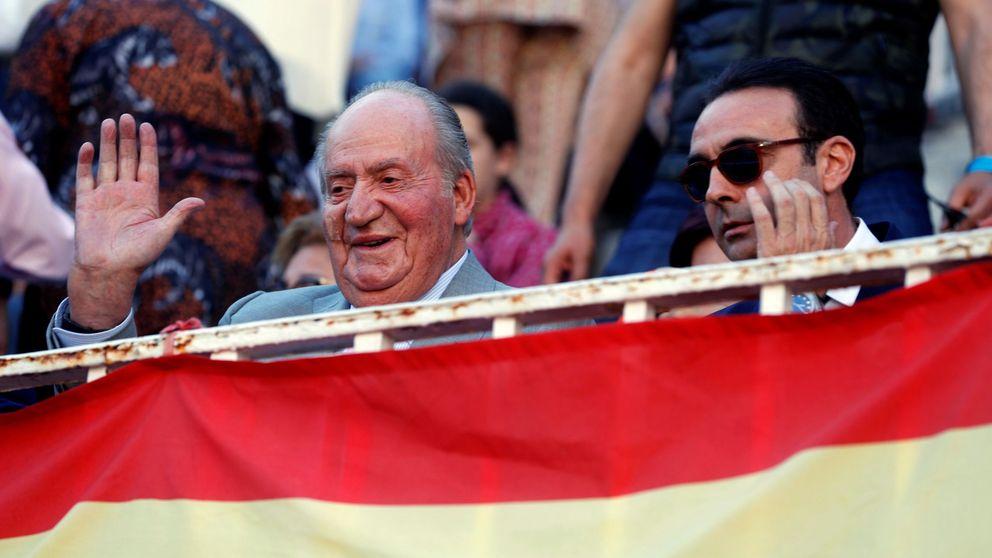 El Rey emérito comunica a Felipe VI que se retira de la vida pública desde el 2-J