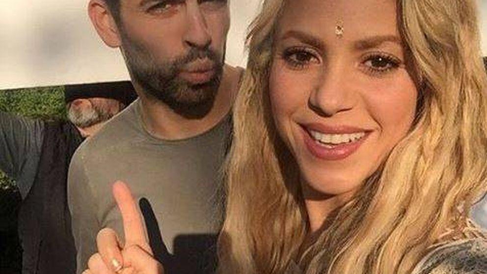 Shakira se lo monta con Piqué en el videoclip de 'Me enamoré'