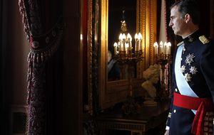Felipe VI anima el mercado de los coleccionistas de monedas