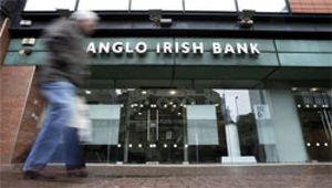 Detienen al exdirector ejecutivo del nacionalizado Anglo Irish Bank