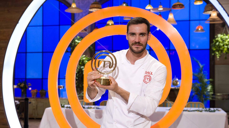 Saúl Craviotto, ganador de 'MasterChef Celebrity 2'. (RTVE)