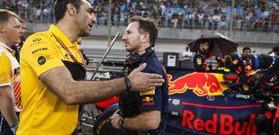 Post de El duelo de puñaladas por la espalda en Fórmula 1 entre Red Bull y Renault