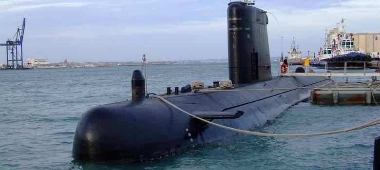 Foto: Submarino de la serie S-70 al que sustituirá el S-80. (Armada Española)