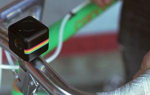 Cube, la cámara todoterreno que amenaza el reinado de las GoPro