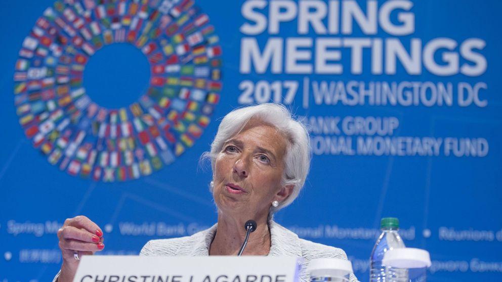 El FMI pide que la subida de las pensiones sea mínima
