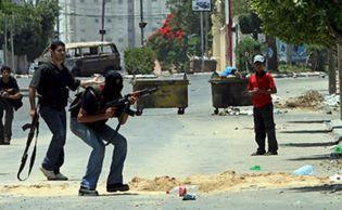 Foto: Los combates entre Hamas y Al Fatah amenazan con sumir Gaza en una guerra civil