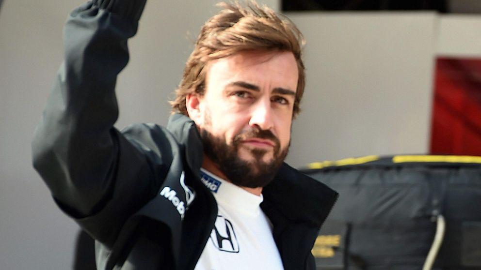Alonso perdona a Paola Saluzzi, la periodista que le llamó imbécil