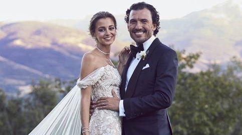 Se desvela el secreto de la boda Palatchi: así es el vestido de Pronovias de Gabriela