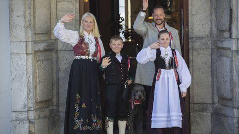 Marius, ausente de la Fiesta Nacional: su relación con Haakon empeora