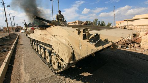 El líder del Estado Islámico llama a sus combatientes a no rendirse en Mosul